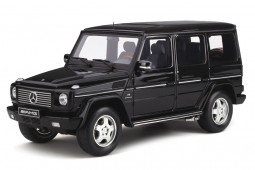 MERCEDES-Benz G-Class 55 AMG 2003 Negro - OttoMobile Escala 1:18 (OT320)