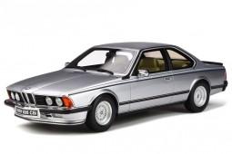 BMW 635 CSI E24 1982 Plata - OttoMobile Escala 1:18 (OT313)
