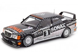 MERCEDES-Benz 190E 2.5-16 Evolution II DTM Champion 1992 K. Ludwig - Solido Scale 1:18 (S1801002)