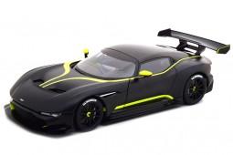 ASTON MARTIN Vulcan 2015 Matt Black / Lime Green - AutoArt Scale 1:18 (70262)