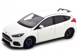 FORD Focus RS 2016 White - AutoArt Scale 1:18 (72951)