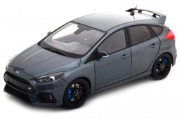 FORD Focus RS 2016 Stealth Grey - AutoArt Scale 1:18 (72954)