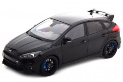 FORD Focus RS 2016 Negro - AutoArt Escala 1:18 (72952)