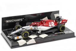 ALFA ROMEO Racing C38 Formula 1 2019 Kimi Raikkonen - Minichamps Escala 1:43 (417190007)