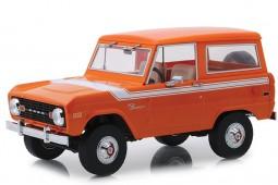 FORD Bronco 1977 Orange - Greenlight Scale 1:18 (19058)