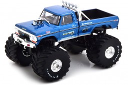 FORD F-250 Monster Truck Bigfoot 1974 Blue - Greenlight Scale 1:43 (88011)