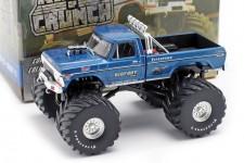 FORD F-250 Monster Truck Bigfoot 1974 Azul - Greenlight Escala 1:43 (88011)