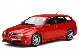 ALFA ROMEO 156 GTA Sportwagon 2002 Rojo - OttoMobile Escala 1:18 (OT746)