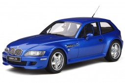 BMW Z3 M Coupe 3.2 1999 Azul - OttoMobile Escala 1:18 (OT318)