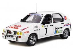 CITROEN Visa 1000 Pistes Gr.B Rally Monte Carlo 1985 Andreut / Peuvergne - OttoMobile Scale 1:18 (OT306)