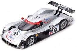 AUDI R8C 24h Le Mans 1999 S. Johansson / S. Ortelli / C. Abt - Spark Escala 1:18 (18s339)