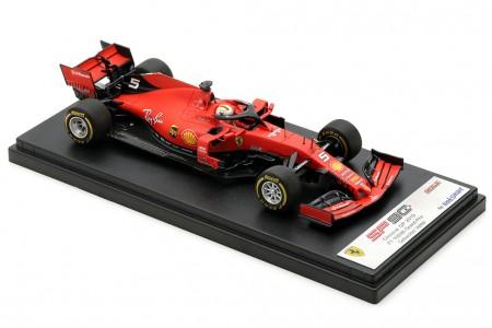 FERRARI SF90 3rd GP Formula 1 China 2019 Sebastian Vettel - Looksmart Escala 1:43 (LSF1019)