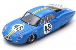 ALPINE M63 24h Le Mans 1963 J. Rosinski / C. Heins - Spark Scale 1:43 (s5482)