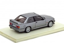 BMW M3 E30 Evo 2 1988 Silver - Spark Scale 1:43 (s8000)