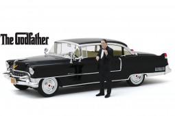 """CADILLAC Fleetwood Series 60 1955 """"El Padrino"""" Incluye Figura - Greenlight Escala 1:18 (13531)"""
