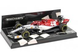ALFA ROMEO C38 Formula 1 2019 Antonio Giovinazzi - Minichamps Escala 1:43 (417190099)