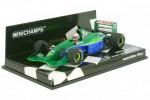 JORDAN 191 4th GP Formula 1 Canada 1991 Andrea de Cesaris - Minichamps Escala 1:43 (410910033)