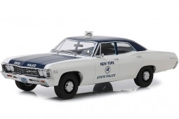 CHEVROLET Biscayne New York State Police 1967 - Greenlight Scale 1:18 (19054)
