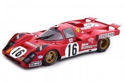 FERRARI 512M 24h Le Mans 1971 C. Craft / D. Weir - CMR Escala 1:18 (CMR020)