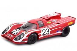 PORSCHE 917K Ganador 24h Le Mans 1970 R. Attwood / H. Hermann - CMR Escala 1:18 (CMR134)