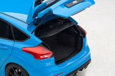FORD Focus RS 2016 Azul - AutoArt Escala 1:18 (72953)