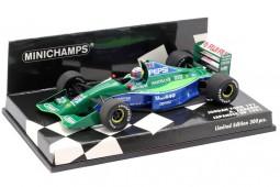 JORDAN 191 GP Formula Japon 1991 A. Zanardi - Minichamps Scale 1:43 (410910332)