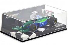 JORDAN 191 GP Formula Japon 1991 A. Zanardi - Minichamps Escala 1:43 (410910332)