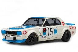 NISSAN Skyline GT-R KPGC-10 Ganador 300km Fuji Speed Race 1972 K. Takahashi - AutoArt Escala 1:18 (87276)