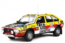 RENAULT Turbo 4x4 Ganador Rally Paris Dakar 1982 C. Marreau / B. Marreau - OttoMobile Escala 1:18 (OT821)