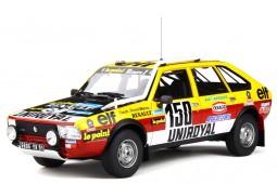 RENAULT Turbo 4x4 Winner Rally Paris Dakar 1982 C. Marreau / B. Marreau - OttoMobile Scale 1:18 (OT821)
