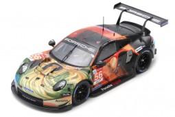 PORSCHE 911 RSR Winner LMGTE 24h Le Mans 2019 Bergmeister / Lindsey / Perfetti - Spark Scale 1:43 (s7942)