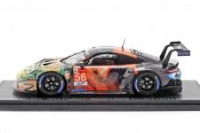 PORSCHE 911 RSR Ganador LMGTE 24h Le Mans 2019 Bergmeister / Lindsey / Perfetti - Spark Escala 1:43 (s7942)