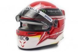 CASCO BELL Lewis Hamilton Mercedes W10 2019 - Bell Hellmets Escala 1:2 (4103533)