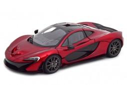 McLaren P1 2013 Volcano Red - AutoArt Scale 1:18 (76062)