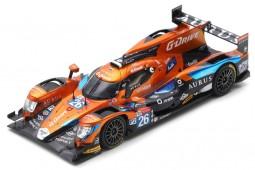 AURUS 01 G-Drive 24h Le Mans 2019 Rusinov / Van Uitert / Vergne - Escala 1:43 (s7912)