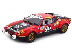 DE TOMASO Panera 24h Le Mans 1975 Bozzetto / Rubens - Kyosho Escala 1:18 (08855A)