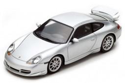 PORSCHE 911 (996) GT3 1999 Plata - Spark Escala 1:43 (s4943)