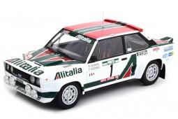 FIAT ABARTH 131 Rally Portugal S. Munari / P. Sodano - Ixo Scale 1:18 (18RMC028B)