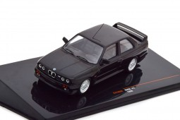 BMW M3 E30 1990 Black - Ixo Models Scale 1:43 (CLC308N)