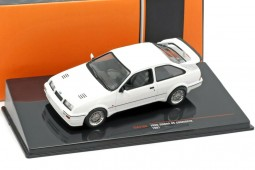FORD Sierra RS Cosworth 1987 Blanco - Ixo Models Escala 1:18 (CLC310N)