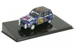 CITROEN Dyane Rally Monte Carlo 1978 Peyrett / Conelli - Ixo Escala 1:43 (RAC054)