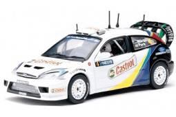 FORD FOCUS RS WRC - nº4 Rallye Finlandia 2003 - M. Märtin / M. Park