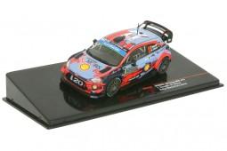 HYUNDAI i20 WRC Rally Monte Carlo 2019 T. Neuville / N. Gilsoul - Ixo Models Scale 1:43 (RAM700)