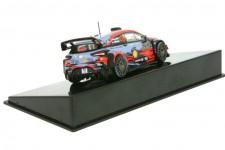 HYUNDAI i20 WRC Rally Monte Carlo 2019 T. Neuville / N. Gilsoul - Ixo Models Escala 1:43 (RAM700)