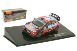 HYUNDAI i20 WRC Rally Monte Carlo 2019 S. Loeb / D. Elena - Ixo Models Scale 1:43 (RAM701)
