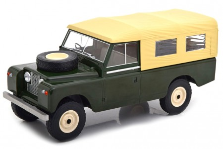 LAND ROVER Series II Pick Up 109 1959 - MCG Escala 1:18 (MCG18118)