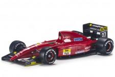 FERRARI F92A  Formula 1 1992 Jean Alesi - GP Replicas Escala  1:18 (GP20A)