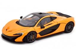 McLaren P1 2013 Papaya Spark - AutoArt Scale 1:18 (76063)