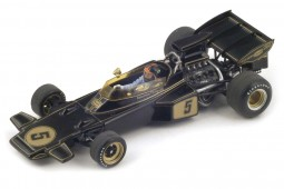LOTUS 72D Campeon del Mundo F1 Ganador GP Spain 1972 E. Fittipaldi - Spark Escala 1:43 (s4282)