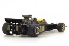 LOTUS 72D Campeon del Mundo F1 Ganador GP Spain 1972 E. Fittipaldi - Spark Escala 1:43 (s4282)